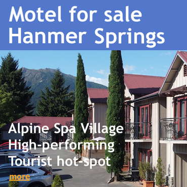 Motel for Sale Hanmer Springs