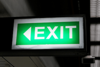 Developing a business exit strategy