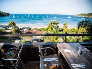 Iconic Restaurant  Business for Sale Waiheke Island