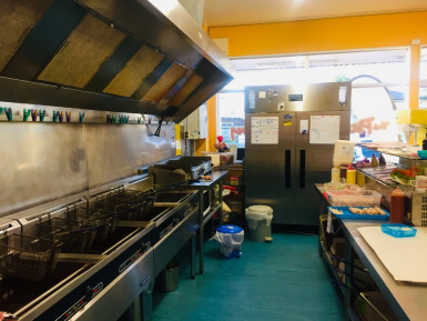 Fish and Chips Takeaway Business for Sale Franklin Auckland