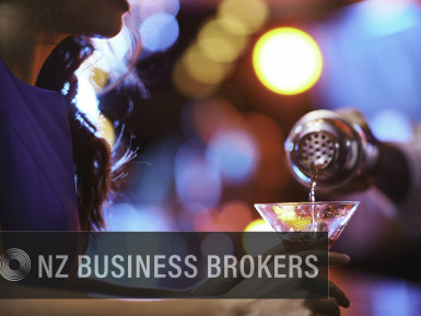 Bar and Cocktail Lounge Business for Sale Auckland