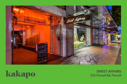 Restaurant and Bar Business for Sale Parnell Auckland