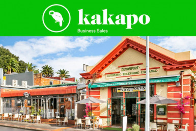 Bakery and Cafe Business for Sale Devonport Auckland