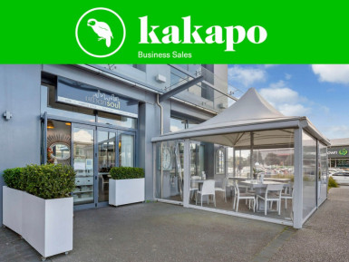 Cafe Eatery Business for Sale Manukau Auckland