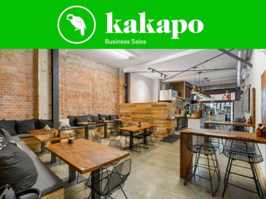 Cafe and Eatery Business for Sale Auckland CBD