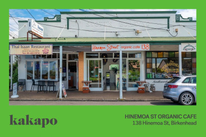 Cafe and Eatery Business for Sale Birkenhead Auckland