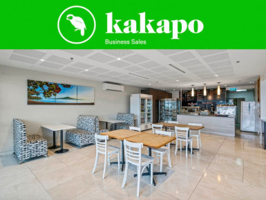 Cafe and Eatery for Sale Takapuna Auckland