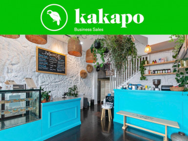 Cafe and Restaurant Business for Sale Kingsland Auckland