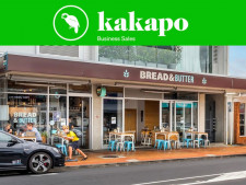 Cafe Business for Sale Auckland