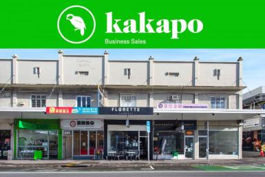 Florette Cafe Business for Sale Mount Eden Auckland