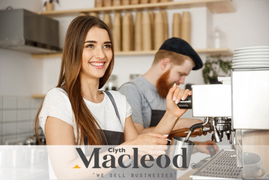 Modern Cafe Business for Sale Auckland