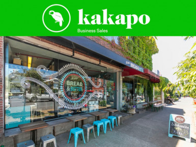 Restaurant and Cafe Business for Sale Ponsonby Auckland