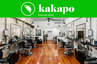 Barber Salon Business for Sale Ponsonby Auckland