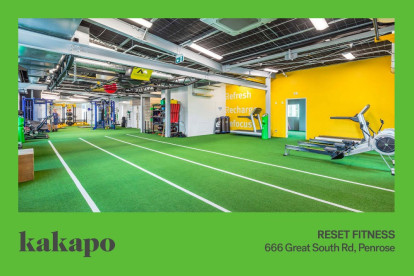 Fitness Gym Business for Sale Penrose Auckland