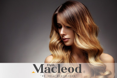Modern Hair Salon Business for Sale Auckland
