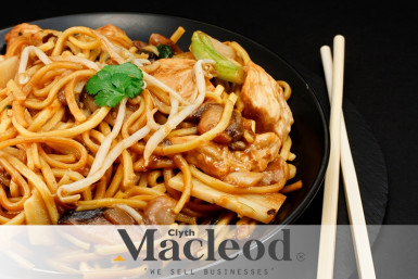 Asian Cuisine Business for Sale Auckland