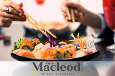 Japanese Restaurant Business for Sale Auckland