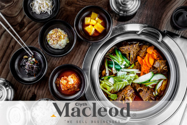 Korean Restaurant Business for Sale Auckland