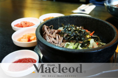Licensed Korean Restaurant Business for Sale Auckland