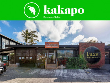 Restaurant and Bar Business for Sale Remuera Auckland