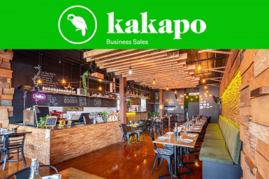 Restaurant and Hospitality Site Business for Sale Kingsland Auckland