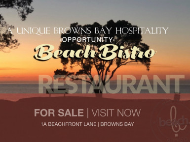 Restaurant Business for Sale Browns Bay Auckland