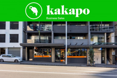 Site for Restaurant Business for Sale Auckland CBD