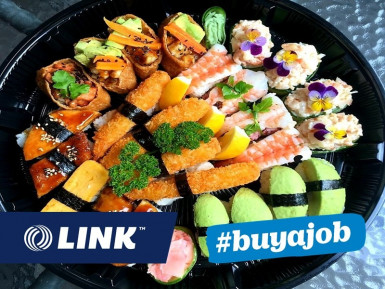Sushi Restaurant  Business for Sale Auckland