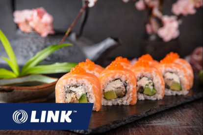 Sushi Restaurant  Business for Sale East Auckland