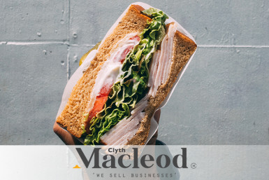 5 Day Lunchbar Business for Sale East Auckland