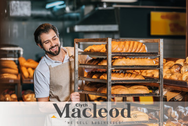 Bakery Lunch Bar Business for Sale Auckland