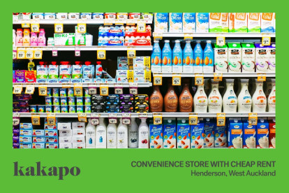 Dairy and Convenience Store Business for Sale Henderson Auckland