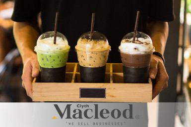 Bubble Tea and Treat Business for Sale Auckland