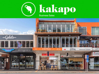Fast Food Takeaway Business for Sale Mission Bay Auckland