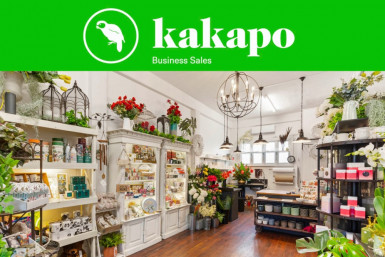 Florist Business for Sale Devonport Auckland