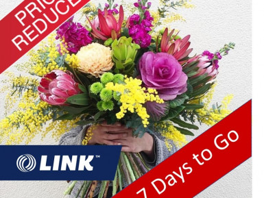 Florist and Gift Shop  Business for Sale Auckland