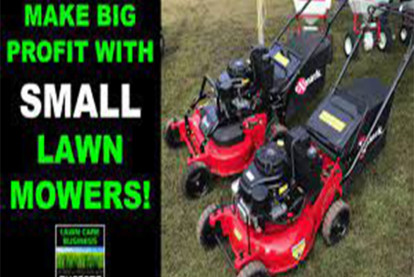 Lawn Mower Sales and Service Business for Sale Auckland
