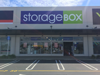 Storage Box Retail Store Business for Sale Botany Auckland