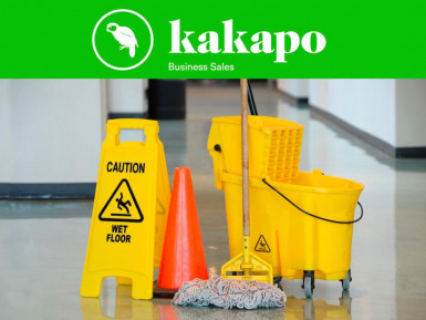 Commercial and Domestic Cleaning Business for Sale Auckland