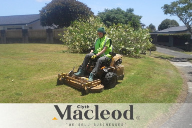 Lawn and Garden Maintenance Business for Sale Auckland