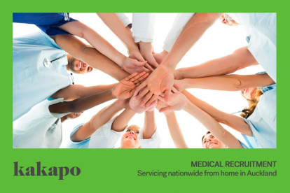 Medical Recruitment Business for Sale Auckland