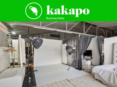 Professional Photography Studio Business for Sale Newmarket Auckland