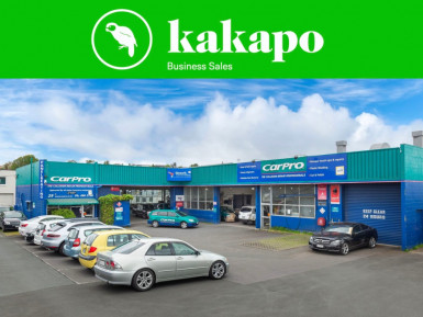 Automotive Panelbeating Business for Sale Milford Auckland