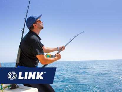 Fishing Charter  Business for Sale Auckland