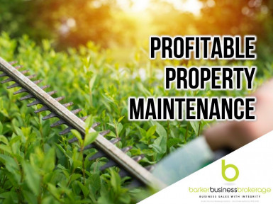 Property Maintenance Business for Sale Auckland