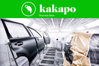 Top Panel and Paint Shop Business for Sale South Auckland