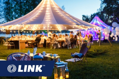 Party Equipment Hire Business for Sale Auckland