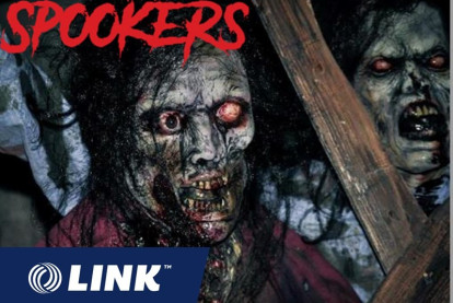 Spookers Attraction Business for Sale Auckland