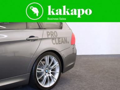 Car Grooming Business for Sale Ellerslie Auckland