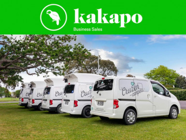 Cruzen Camper Hire Business for Sale Auckland, easily relocatable